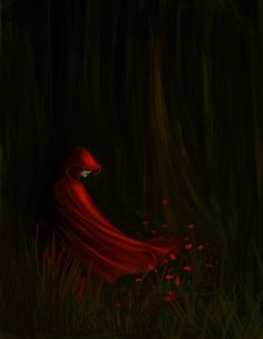 Little Red Riding Hood by Indigotip