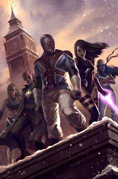 Elizabeth Braddock (Earth-616) - Marvel Comics Database