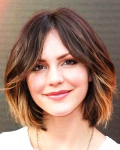 Fabulous Short Hairstyles With Highlights