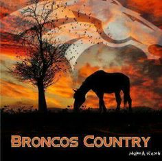 Broncos Country.