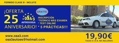 Precios Autoescuelas Barcelona | OSA-3 Autoescuelas