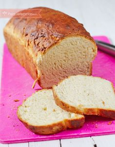 pan de molde Biscuit Bread, Pan Bread, Mexican Bread, Our Daily Bread, Bread And Pastries, Croissants, Artisan Bread, Sin Gluten, Real Food Recipes