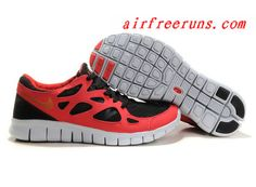 buy popular 5bcd2 5b693 Now Buy Nike Free Run 2 Men Sun Red Gold Black Top Deals Save Up From  Outlet Store at Footlocker.