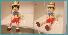 Pinoquio com pernas articuladas