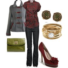 Love the shoes!! created by eblair1982.polyvore.com