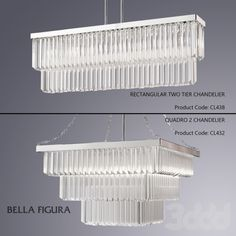 Bella Figura 2 pendants (vray, corona)