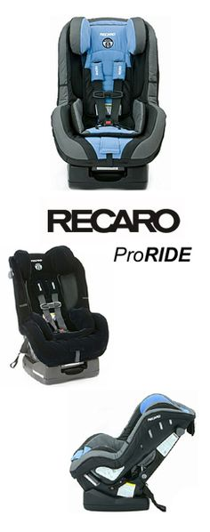 Recaro is known worldwide as a leader in racing and car seats and has been manufacturing safe, high quality automotive products for over 100 years. The Recaro Proseries is the newest line in the Recaro family of children car seats, replacing the Como and Signo lines. The Recaro ProRide combines several features found in the… Read More