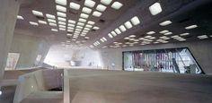 SCG Building Materials - Phæno Science Centre สถาปัตยกรรมที่ลื่นไหลแนว Parametric Design-SCG Building Materials