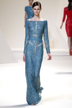 ce76463ebcc Elie Saab Spring 2013 Ready-to-Wear - Collection - Gallery - Style.