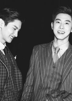 Every KPOP fan knows who TVXQ is. New generation idols look up to them as inspirations so they can become successful too. And, every Cassiopeia [. Tvxq Changmin, Jung Yunho, Got7 Jackson, Jackson Wang, Taemin, Shinee, Chang Min, Young K, Korean Entertainment