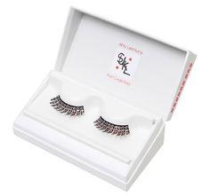 Shu Uemura Karl Lagerfeld Holiday 2012 False Eyelashes Packaging aperto