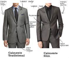 Sabia que existem regras das roupas formais? Veja o que você deve saber ao usar terno.