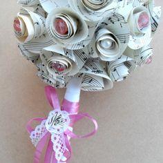 Ballagási csokor, Esküvő, Dekoráció, Otthon, lakberendezés. Megvásárolható: http://www.meska.hu/Shop/index/11269 #meska   ..., Meska
