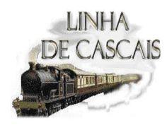 LINHA DE CASCAIS DO PASSADO E PRESENTE-LISBOA