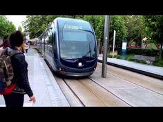 Choo Choo Train - Tram Trains For Children, Bordeaux Choo Choo Trains For Toddlers By JeannetChannel - YouTube
