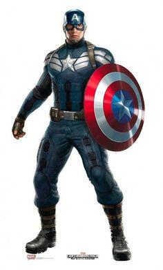 Captain Americas new suit Civil War