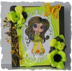 Bestie card by Annie
