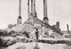 Spain - 1937. - GC - Madrid - Monumento a los héroes de Cuba, Parque del Oeste