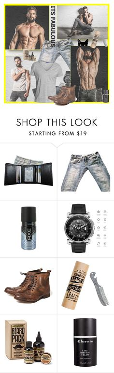 """""""it's fabulous"""" by sasane ❤ liked on Polyvore featuring MEK DNM, Diesel, Damn Handsome Grooming, Elemis, men's fashion and menswear"""