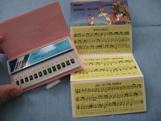 Electronic Echo Mini Piano Keyboard Musical Instrument Classic Vintage Toy