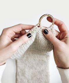 KNITTING PATTERN Knit Earwarmer Headband The Sèk | Etsy Easy Knitting Patterns, Knitting Stitches, Knitting Designs, Free Knitting, Baby Knitting, Knitting Machine, Crochet Patterns, Knitted Baby, Knitting Ideas