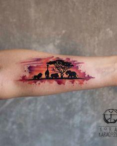 40 Landschafts Tattoo Ideen - Tattoo Motive - 40 Landschafts Tattoo Ideen You are in the right place about 40 Landschafts Tattoo Ideen – Tattoo - Tribal Cross Tattoos, Tribal Tattoo Designs, Best Tattoo Designs, Celtic Tattoos, Trendy Tattoos, Small Tattoos, Girl Tattoos, Tattoos For Guys, Horse Tattoos
