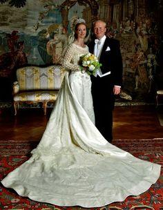 Nathalie di Danimarca e Alexander Johannsmann