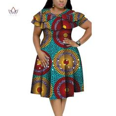 New Bazin Riche African Ruffles Collar Dresses for Women Dashiki Print Pearls Dresses Vestidos Women African Clothing - New Bazin Riche African Ruffles Collar Dresses for Women Dashiki Print Source by sikhulilebuthelezi - African Dresses Plus Size, African Dresses For Kids, Ankara Dress Styles, African Dresses For Women, African Print Dresses, African Print Fashion, African Attire, Africa Fashion, Modern African Dresses
