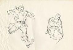 Deja View: More Gaston