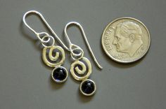 Metal jewelry silver jewelry Silver by EvolveJewelryStudio on Etsy