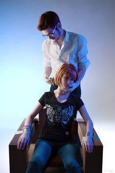 Dark Room - Claire White(Claire White) Max Caulfield (Life Is Strange) Cosplay…