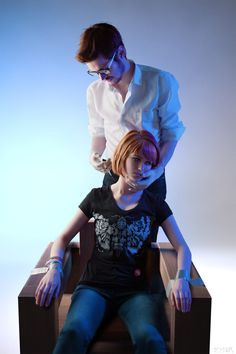 Dark Room - Claire White(Claire White) Max Caulfield (Life Is Strange) Cosplay…