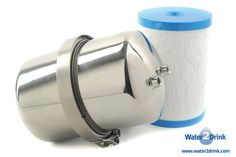 Multipure Aquaversa MP750SI Solid Carbon Block Drinking Water Filter