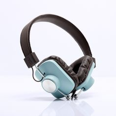 Control v2 Headphones Blue