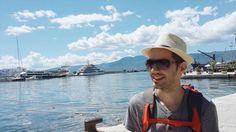 Vengo de la montaña del norte pero los puertos y los barcos me encantan :)