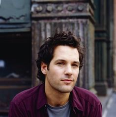 paul rudd. happy birthday, handsome.