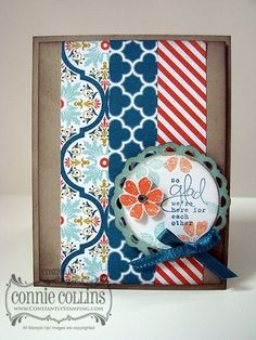 Love this layout!  by Connie Collins