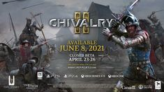 Chivalry 2 - Trailer Video Game News, Chivalry, Best Games, Youtube, Movie Posters, Film Poster, Youtubers, Billboard, Film Posters