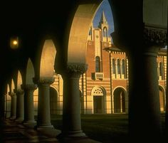 Rice University...I grew up hanging around this campus. My father took me often and my great uncle was a professor there.