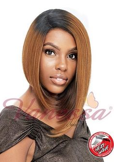 Vanessa Super C Side Wig HIBY (C Side Lace Part) #beyonce look #bob