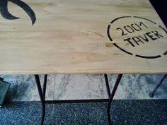restauracion y decoracion de madera: Mesas, estilo madera recuperada