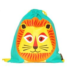 i can fit a lion in my rucksack.