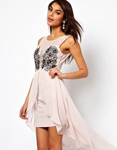 amazing high-low dress  Get 7% cash back at http://www.studentrate.com/all/get-all-student-deals/ASOS-Student-Discount--/0
