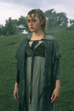 Kate Winslet, Marianne Dashwood - Sense and Sensibility (1995) #janeausten #anglee