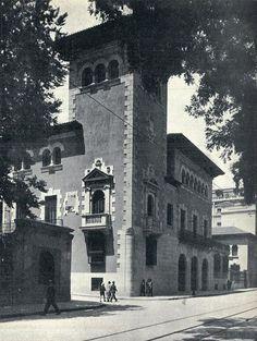 Palacio de Ceferino Ballesteros.