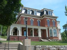 8. General Dodge House, Council Bluffs