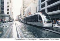 metro light rail houston main street square - Google Search