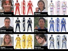 26 Best Power Rangers Wild Force images in 2019   Power
