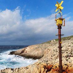 Marettimo, Punta di Cala Bianca le escursioni di vadoevedo alle isole Egadi Sicilia