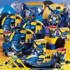 Batman Party | All About Kids Parties